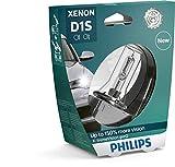 Philips 85415XV2S1 Xenon-Scheinwerferlampe X-tremeVision D1S Gen2, Einzelblister