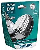 Philips 42403XV2S1 Xenon-Scheinwerferlampe X-tremeVision D3S Gen2, Einzelblister